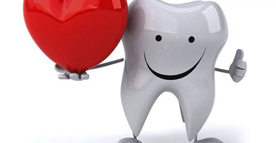 Denti puliti, cuore protetto