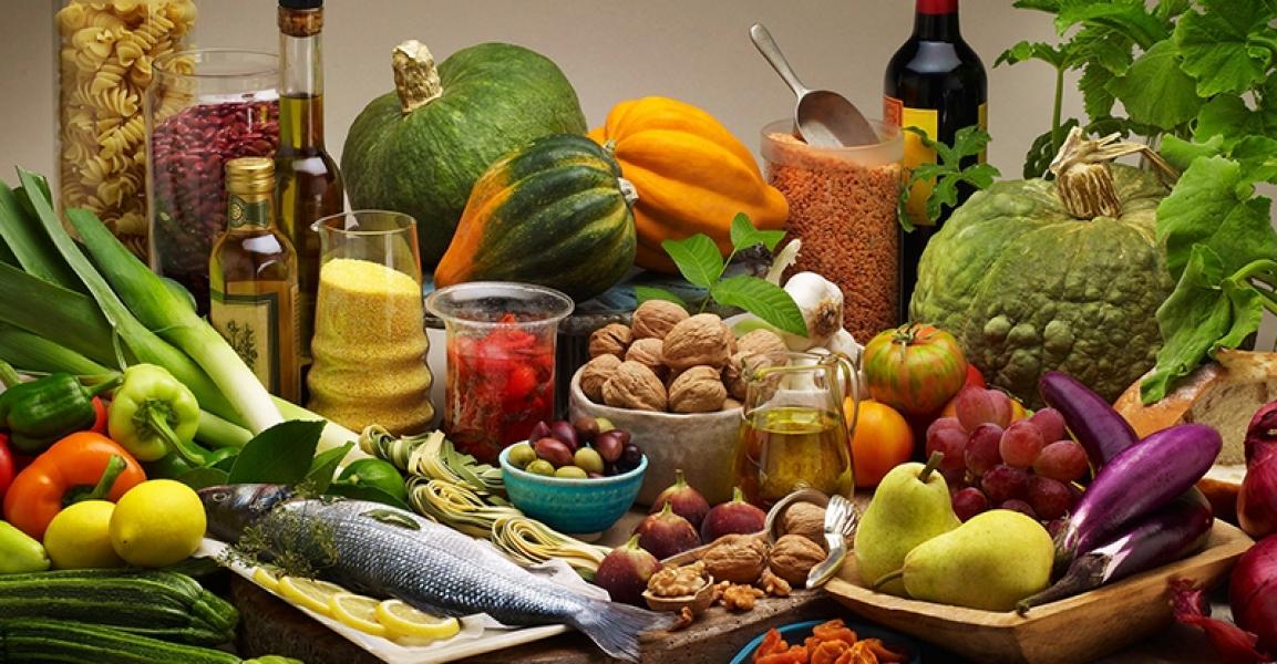 I principi della dieta mediterranea